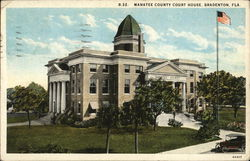 Manatee County Court House