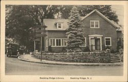 Basking Ridge Library