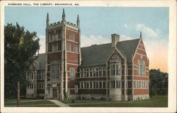 Hubbard Hall, The Library
