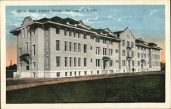 Jarvis Hall, Trinity College Postcard