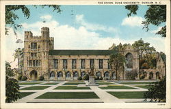 The Union, Duke University