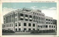 Hunt County Court House