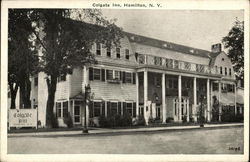 View of Colgate Inn