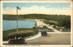 The Promenade, Wachusett Reservoir