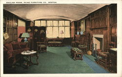 English Room, Paine Furniture Co.