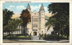 View of Youngstown College