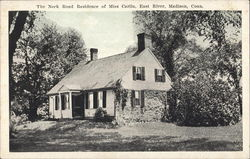 Neck Road Residence of Miss Carlin, East River