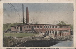 Groton Leatherboard Mill