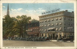 New Park Square Hotel