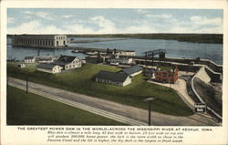 Power Dam, Mississippi River