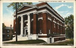 Masonic Temple, Pittsfield, Mass.