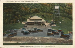 Taconic Trail Tourist Shop, Top of Taconic Trail