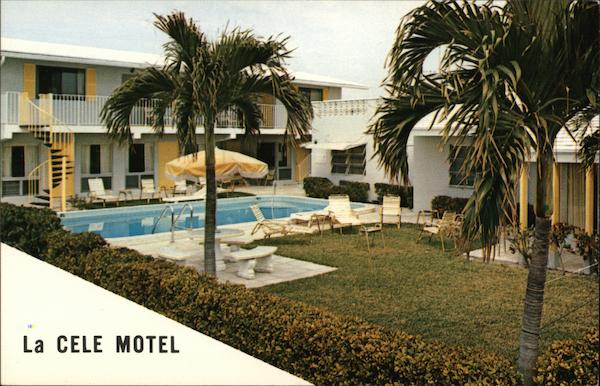 La Cele Motel Lauderdale-by-the-Sea Florida