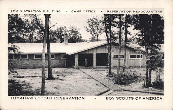 Boy Scouts of America / Tomahawk Scout Reservation Birchwood