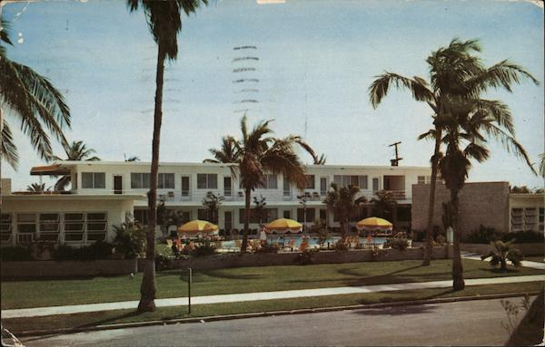 Beach and Town Apartments Hollywood Florida