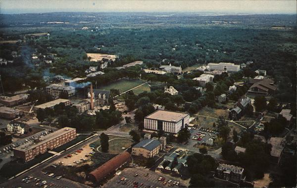 Air View University of Rhode Island Kingston