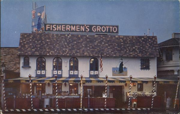 Fishermen's Grotto, Fisherman's Wharf San Francisco California