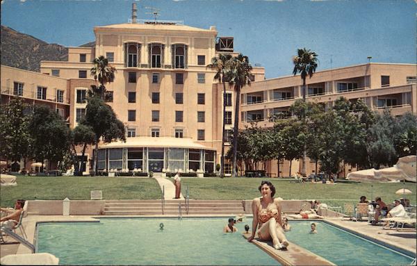 Arrowhead Springs Hotel San Bernardino California