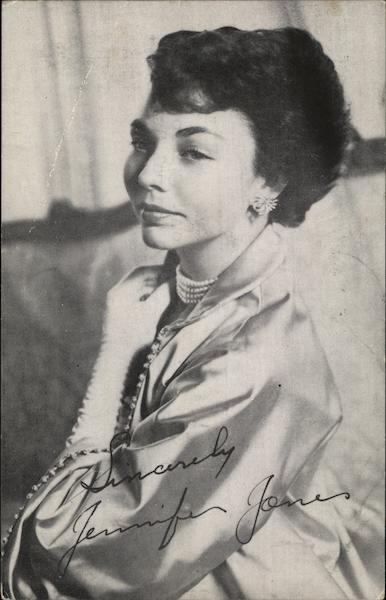 Jennifer Jones Actresses