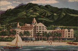 The Royal Hawaiian Hotel