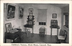 Children's Nursery, Alcott House