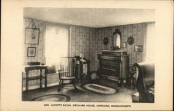 Mrs. Alcott's Room, Orchard House