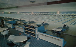 Agawam Ten Pin Lanes
