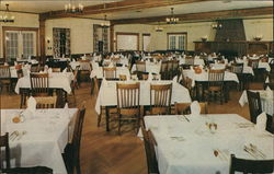 Cascade Lodge and Cabins - Main Dining Room