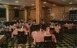 Main Dining Room, Boone's Restaurant