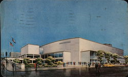 Rochester War Memorial Auditorium and Exhibit Hall