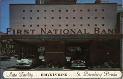 First National Bank Drive-In
