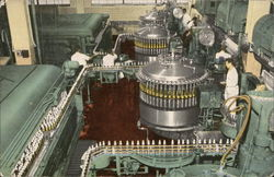 Miller Brewing Company Bottling Process