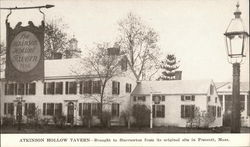 Atkinson Hollow Tavern, Storrowton Village