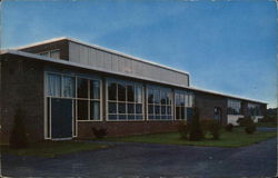 East Greenwich High School Postcard