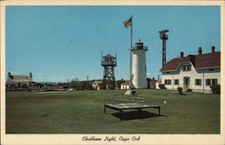 Lighthouse and Coast Guard Station