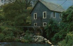 Old Mill Still Standing on Cape Cod