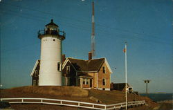 Nobska Light overlooking Vineyard Haven