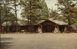Petit Jean State Park - Superintendent's Office and Store