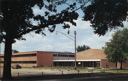 Edwin A. Strong Physical Science Building