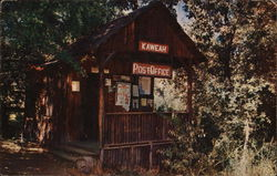 Kaweah Post Office