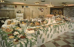 """The Incomparable Smorgasbord"" of Brentwood Inn"