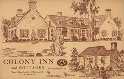 Colony Inn and Cottages