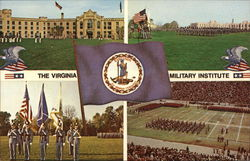 Scenes at The Virginia Military Institute