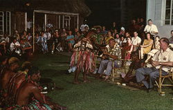 Yanquona Ceremony, Korolevu Beach Hotel