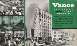 Vance Downtown Motor Hotel