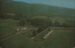 Kelley's Crystal Brook Farm, Inc. Postcard