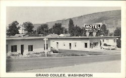 Grand Coulee, Washington: Motel Center Lodge