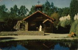 Knott's Berry Farm - The Little Chapel by the Lake