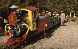 Santa's Land - Alpine Railroad