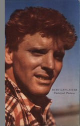 Burt Lancaster, Star With Universal Pictures